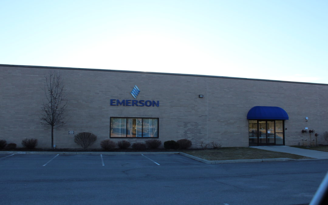 Emerson Process Management Power and Water Solutions